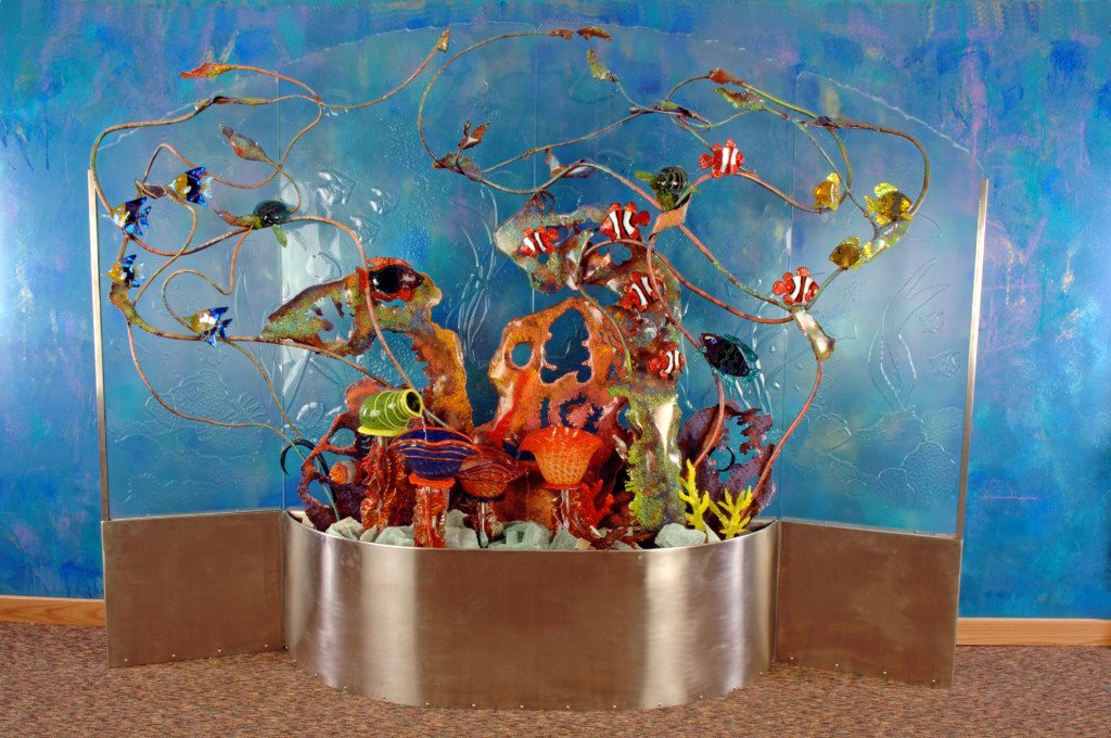 Montefiore Coral Reef Fountain