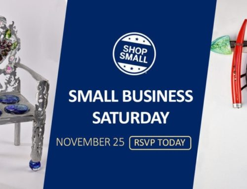 Local is the New Black: #ShopSmall With Us