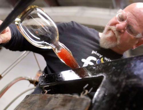 Announcing our new Glass Blowing for Beginners Program
