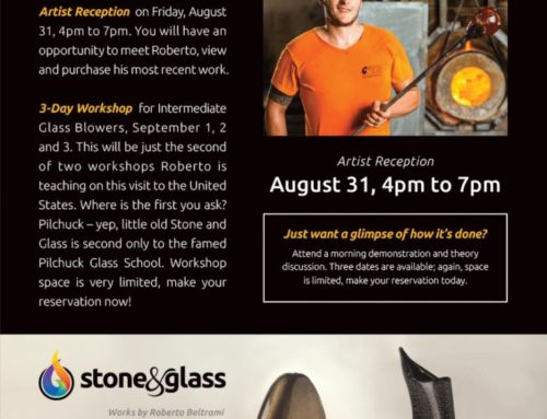 Murano meets Escondido at Stone and Glass