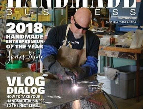 2018 Handmade Business Entrepreneur of the Year